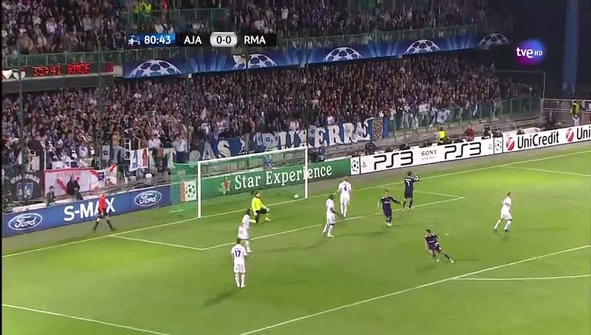 Real Madrid Season 2010-11 all Goals - 2010.09.28. UCL. grD. R02. Auxerre - Real Madrid. 0-1. di María