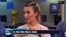 Ping Pong de preguntas y respuestas con el Mago Capria