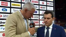 Post-game interview: Dimitris Itoudis, CSKA Moscow