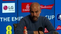Pep Guardiola on his team,  the transfer market and Leroy Sane