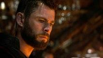 Avengers: Endgame's Chris Hemsworth Hilarious BTS Photo
