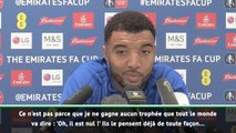 "FA Cup - Deeney : ""Cela ne va pas changer ma carrière"""