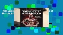 Full version  Jim Stoppani's Encyclopedia of Muscle & Strength Complete