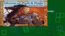 Women Of Myth Magic 2018 Calendar Fantasy Art Video