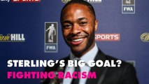 Why BBC named Raheem Sterling an anti-racism role model