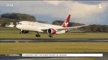 Air France propose une liaison Tahiti / Lax / Londres en code share avec Virgin