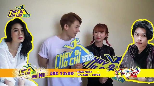 Khởi My, Kelvin Khánh tham gia Running Man tập 6