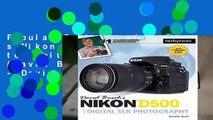 Popular David Busch s Nikon D500 Guide to Digital Photography (David Buschs Guides) - David Busch