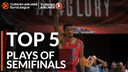 Semifinals, Top 5 Plays