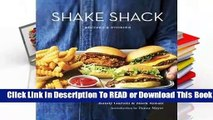 About For Books  Shake Shack: Recipes & Stories  Best Sellers Rank : #3