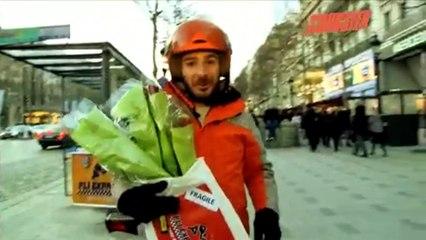 Nos coursiers d'être les plus rapides de Paris !