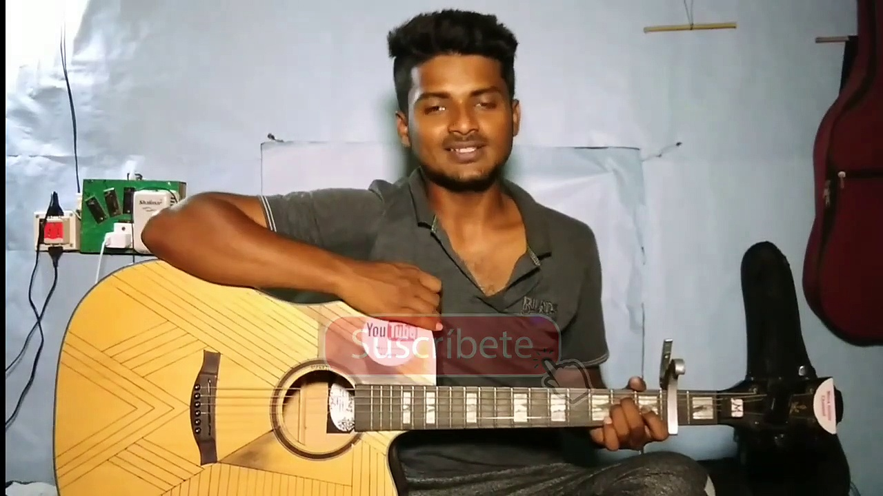 Chale Aana Armaan Malik De De Pyaar De-Easy Guitar Chords Lesson Tutorial Tabs Cover