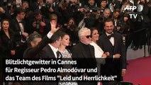 Cruz, Banderas und Almodóvar im Blitzlichtgewitter in Cannes