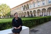 """A Milan, """"je découvre tous les jours un autre aspect de la ville"""""""