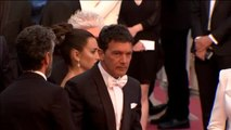 Almodóvar presenta 'Dolor y Gloria' en Cannes acompañado de Penélope Cruz y Banderas