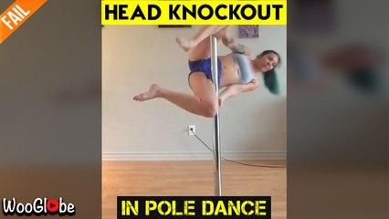 Top pole dance fail 2019