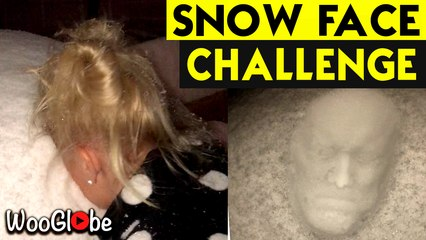 Snowface Challenge is what you need to get through this winter