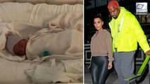 Fans Divide Over Kim & Kanye Naming Their Son Psalm West