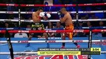Romero Duno vs Juan Antonio Rodriguez (16-05-2019) Full Fight 720 x 1280