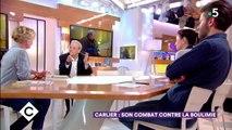 """Guy Carlier : comment Gérard Louvin """"l'a détruit"""" et lui a """"fait un mal fou"""""""