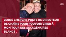 Départ de Thierry Ardisson de C8 : la réaction pleine d'humour de Laurent Baffie