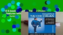 Full E-book  Simplified Tai Chi Chuan: 24 Postures with Applications & Standard 48 Postures