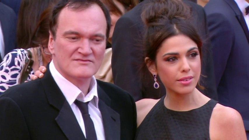 Quentin Tarantino est déjà sur les Marches - Cannes 2019