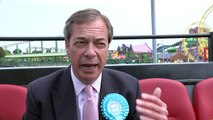 Farage slams Boris and Corbyn over Brexit betrayal