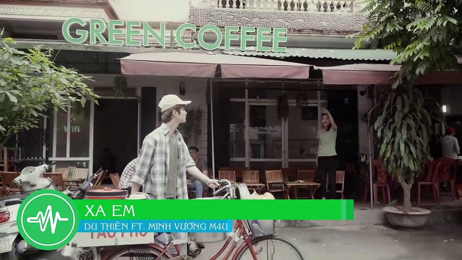 [Karaoke] Xa Em - Du Thiên Ft. Minh Vương M4U [Beat]