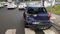 Başkentte zincirleme trafik kazası: 3 yaralı - ANKARA
