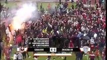 FK Sarajevo - FK Zvijezda 09 / Veliko slavlje nakon meča