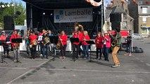 Festival de fanfares à Lamballe
