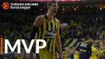 Turkish Airlines EuroLeague Season MVP: Jan Vesely, Fenerbahce Beko Istanbul