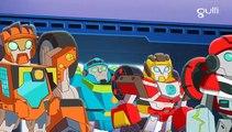 Transformers Rescue Bots Academy - Saison 1, Episode 20  A propos dune pierre
