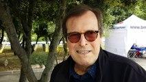 Hubert Auriol en guest-star à Orange