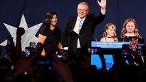 Elecciones en Australia: Morrison vence a los sondeos