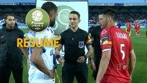 AJ Auxerre - Valenciennes FC (1-1)  - Résumé - (AJA-VAFC) / 2018-19