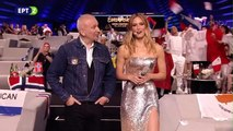 Ο Jean Paul Gaultier στην Γιουροβίζιον French fashion designer Jean Paul Gaultier has designed outfits for Madonna and Dana International at Eurovision 2019.