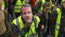 After six months of protests, France's yellow vests lose momentum