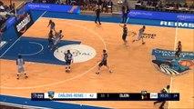 J34 : Châlons-Reims - JDA Dijon en vidéo