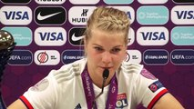 'Incredible night' Ada Hegerberg after Lyon thrash Barcelona to win 4th straight women's UCL