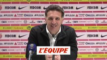Pelissier «Une faute flagrante sur le but» - Foot - L1 - Amiens
