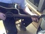 Cours guitare debutant l arpege