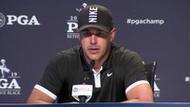 Reaction from Brooks Koepka after 3rd round at 101st PGA Championship