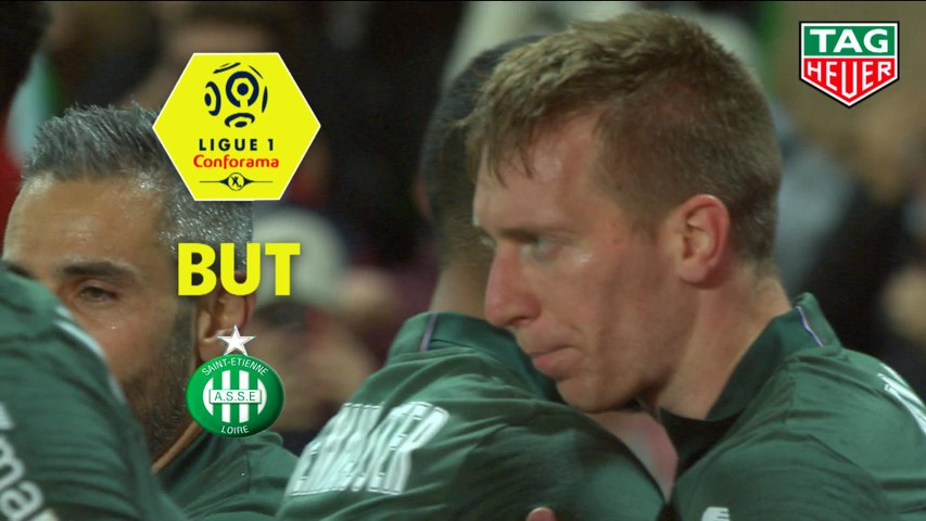 But Robert BERIC (26ème) / AS Saint-Etienne - OGC Nice - (3-0) - (ASSE-OGCN) / 2018-19
