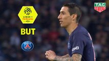 But Angel DI MARIA (3ème) / Paris Saint-Germain - Dijon FCO - (4-0) - (PARIS-DFCO) / 2018-19