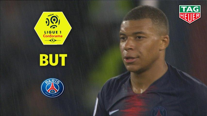 But Kylian MBAPPE (36ème) / Paris Saint-Germain - Dijon FCO - (4-0) - (PARIS-DFCO) / 2018-19