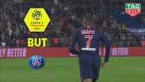 But Kylian MBAPPE (56ème) / Paris Saint-Germain - Dijon FCO - (4-0) - (PARIS-DFCO) / 2018-19