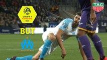 But Morgan SANSON (29ème) / Toulouse FC - Olympique de Marseille - (2-5) - (TFC-OM) / 2018-19