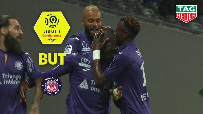 But Max-Alain GRADEL (61ème) / Toulouse FC - Olympique de Marseille - (2-5) - (TFC-OM) / 2018-19